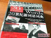 20世纪新词语词典
