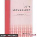 正版 文化发展统计分析报告(2015年)