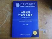 中国能源产业安全报告