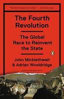 第四次革命:重塑国家的全球竞赛The Fourth Revolution: The Global Race to Reinvent the State