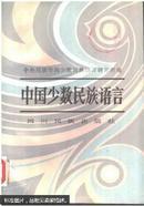 中国少数民族语言