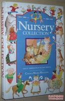 ◇英文原版幼儿园故事儿歌游戏精选 Nursery Collection 美国出版