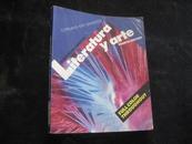 Literatura Y Arte 文学与艺术(西班牙文原版书)16K