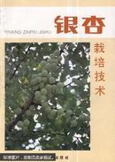 银杏树栽培书籍 种银杏书 种白果书 银杏栽培技术