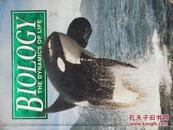 生物学/BIOLOGY-THE DYNAMICS OF LIFELANGUAGE ARTS TODAY(英文原版旧书,中文书名不准确,以图片为准,大16开精装,书脊与书体有开裂,内容完整)