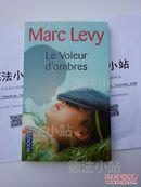 法文原版小说 偷影子的人 Le voleur dombres 法语