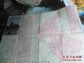 1983年5月再版:成都旅游交通图