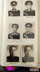 十大元帅九大将军周总理黑白老照片具体见图