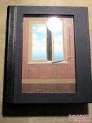 稀见皮装函套/玻璃封面/布面精装/彩色插图本《勒内·马格里特》ABADIE MAGRITTE