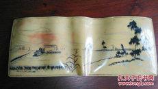 钱包(80年代早期塑料革钱包(上海飞燕牌6322)
