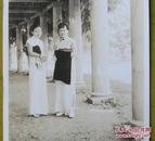 民国老照片:民国旗袍美女,立相——漂亮