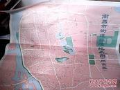 南昌市街道标准地名图【闹市区】对开