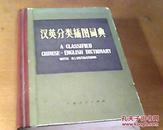 汉英分类插图词典【81年1版1印】