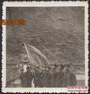 文革老照片,红卫兵串联到泸定桥