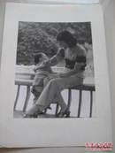 80年6月四川重庆照片5《母与子》(疑是在出版物发表过)10