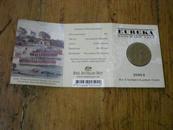 2004年一英镑 纪念版