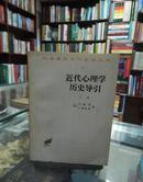 汉译世界学术名著丛书·近代心理学历史导引.下册