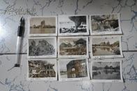 老照片 60年代桂林风影照片九张  [桂林东方摄影]