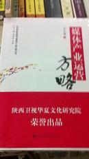 媒体产业运营方略(四川大学代购书)