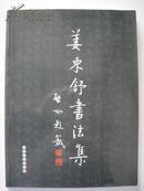姜东舒书法集