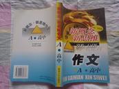 新概念 新思维 作文A 高中 2001年1月 一版二印 5000册