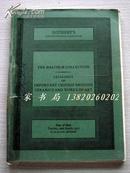 1977年3月29日苏富比《马尔今爵士藏中国青铜器瓷器及其他艺术品》拍卖图录—164件拍品(158件拍品附图版)