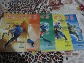 武侠世界第40年1.2.3.4.5共五册