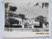 新华社文革老照片《冈比亚国家宫》