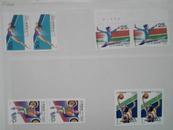 1992,第二十五届奥林匹克运动会两套8枚