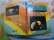 """英文书籍: VOYAGER Exploring the Outer Planets(""""航行者""""号探索外行星)"""