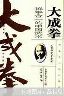 大成拳:禅拳合一的中国武术(2003版正版,原版)1版1印