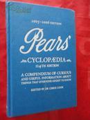pears cyclopaedia 2005-2006 (梨百科全书 2005-5006)精装本