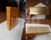 《大清禁地---奥龙1906年至1909年之考察》(英文),皮面精装,封口刷金,毛边未裁,几乎一页一图(81张整页图版,大多为粘贴式,非常精美),完美品相