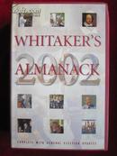 Whitaker\s Almanac 2002 (134th Edition)