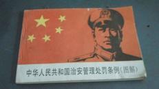 连环画版:中华人民共和国治安管理处罚条例(图解)