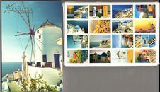国外风光明信片(9张)