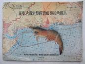 广东沿海常见经济虾类彩色图谱(16开、88年出版)