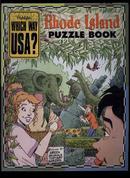 Rhode Island PUZZLE BOOK (全英文彩版)