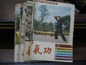 气功(1989年第3、4、6、7、9、10、11期7本合售)