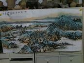 张建京《湖光春色图》