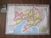 中华人民共和国省级行政单位系列图:辽宁省地图