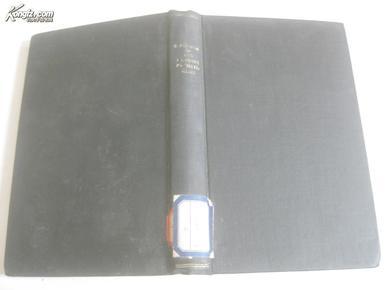 民国外文原版 les hommes frenetiques 239页 1925年32开精装