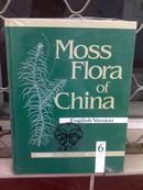 中国藓类植物志,英文版,第六卷:油藓科--羽藓科/.Moss Flora of China English Version 6