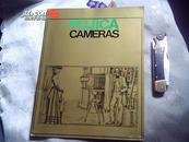 FUJICA CAMERAS(英文版,富士相机画册,日本印刷)