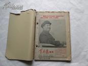 文革小报《革命楼通讯》合订本(1967年,第71期至第91期,含改刊号)