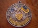 1929年纪念章一枚