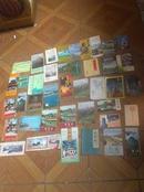 旅游景点宣传手册40种(主要是80年代的)