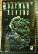 日版收藏动漫 蝙蝠俠-Batman/Aliens 絶版-言語 不明