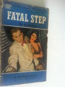 Fatal Step【致命步骤,韦德·米勒,英文原版】