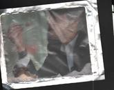 印有韩国明星Ryu Siwon柳时元的鼠标垫  纪念收藏品  原包装未拆封